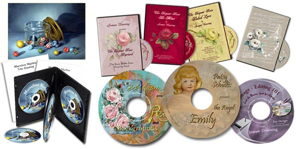 DVD Production and Editing, DVD Label Design, DVD Case Design